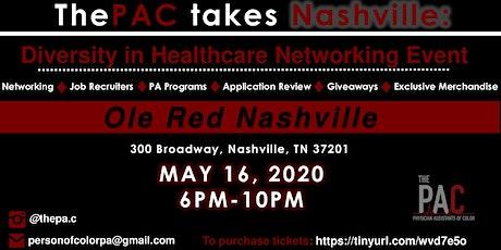 ThePAC takes Nashville tickets