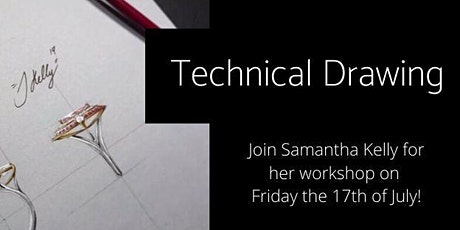 Technical Drawing Workshop with Samantha Kelly tickets