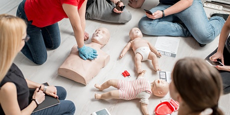 First Aid for Educators - Chinchilla tickets