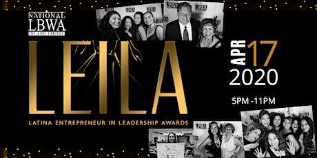 NLBWA-IE's LEILA Awards 2020 tickets