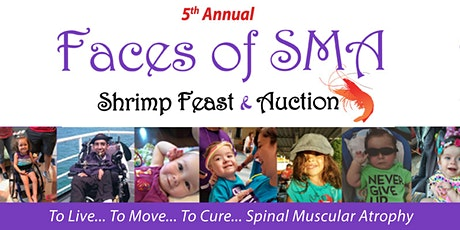 5th Annual Faces of SMA Shrimp Feast & Auction tickets