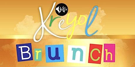 KREYOL BRUNCH.   FOOD,  DRINK , MUSIC , DJ ,HOOKAH EVERYTHING FOR $30 tickets