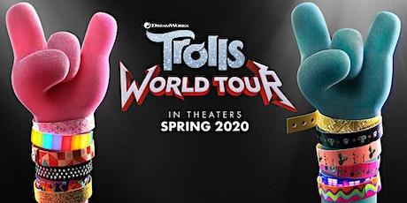 Movie Fundraiser - Trolls: World Tour tickets