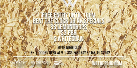 Outlet Fridays at Myth Nightclub 03.20.2020 tickets