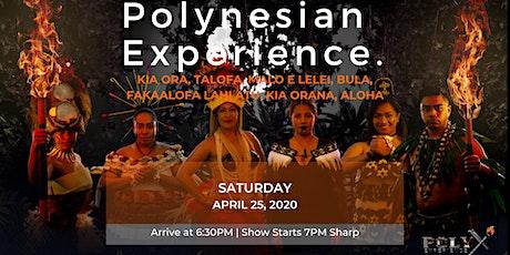 Polynesian Experience tickets