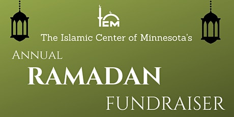 Annual Ramadan Fundraiser tickets