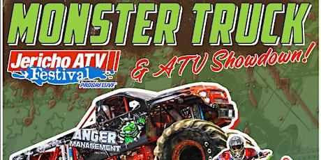 JERICHO ATV FESTIVAL / Monster Truck & ATV Showdown tickets
