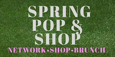 Conneticut Spring Pop up Shop tickets