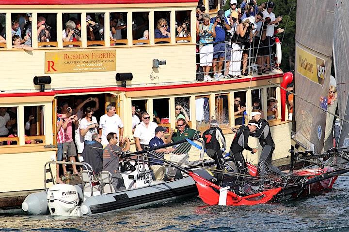 JJGiltinan World Championship - Race 5 & 6 (Island Event & Spectator Ferry) image