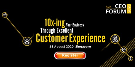 SME CEO Forum Singapore tickets