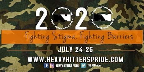 2020 Heavy Hitters Pride tickets