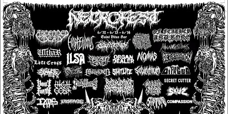 Necrofest '20, Day 2: Of Feather & Bone, Ilsa, & More tickets