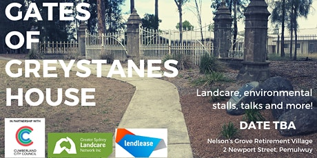 POSTPONED - Gates of the Greystanes House tickets