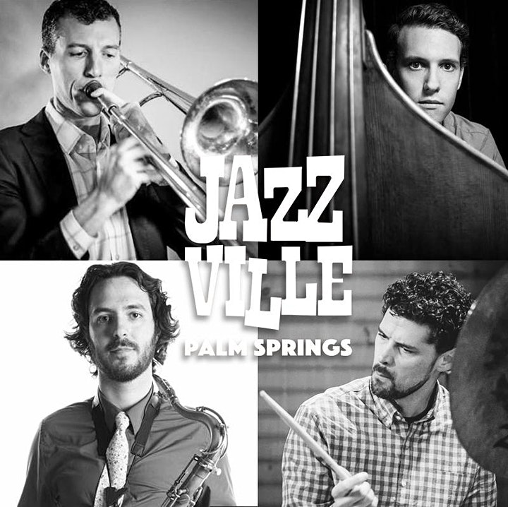Nick Finzer Quartet at Jazzville Palm Springs image