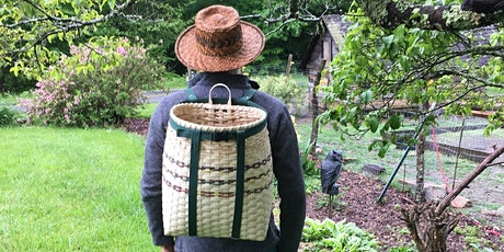 Weaving a Backpack Basket tickets