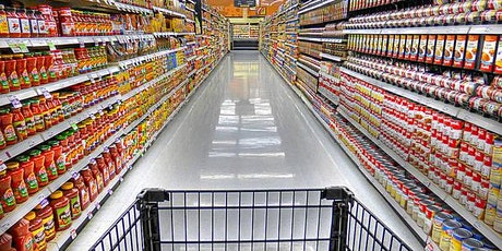 Starting Your Supermarket and FMCG Journey tickets
