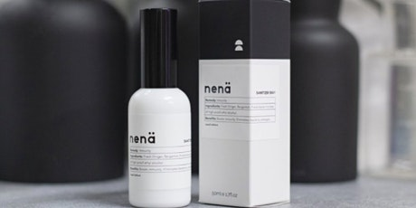 Nena Essential oil-infused Hand Sanitiser Spray Personalised Workshop tickets