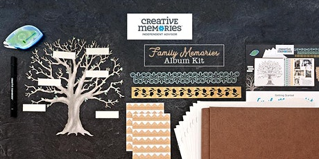Monthly Scrapbooking Workshop- June tickets
