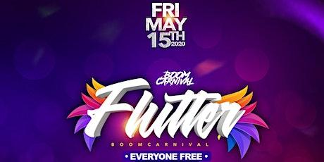 Boom Carnival Presents FLUTTER tickets