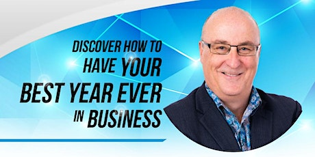 How to Have Your Best Year Ever in Business tickets