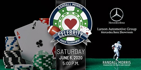 Randall Morris Foundation 3rd Annual Celebrity Poker Event tickets