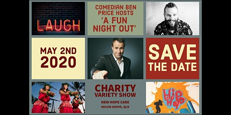 Ben Price Hosts - A FUN NIGHT OUT tickets