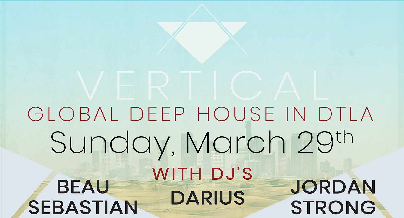Postponed // Vertical Day Party