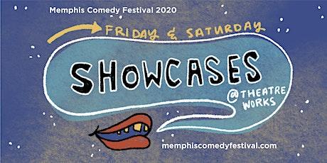 Memphis Comedy Festival Showcases tickets