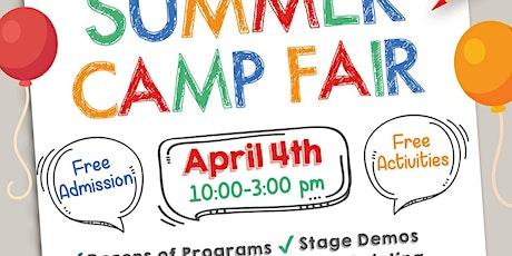 Space Coast Summer Camp Fair (Postponed) tickets