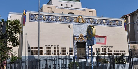 Art Deco Tour of Hollywood American Legion Post 43 tickets