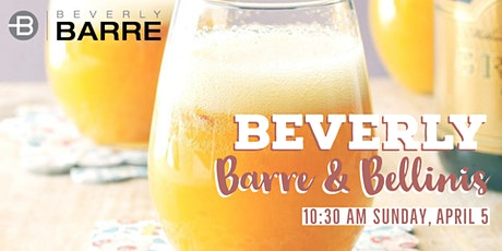 Beverly Barre & Bellinis tickets