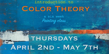 Color Theory Painting Series tickets