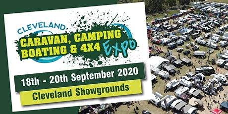 2020 Cleveland Caravan, Camping, Boating & 4x4 Expo tickets
