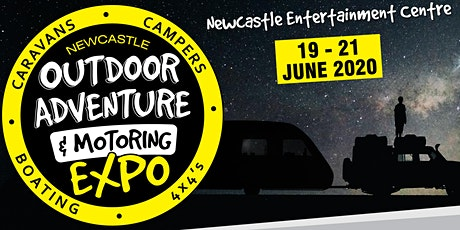 2020 Newcastle Outdoor Adventure & Motoring Expo tickets