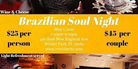 Brazilian Soul tickets
