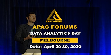 Data Analytics Day|Melbourne|29-30 April 2020 tickets