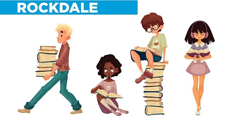 POSTPONED Rockdale Library - Teen Book Squad (For teenagers 13+) tickets