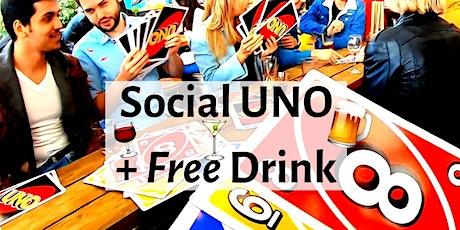 Social Uno & Free Drink! tickets