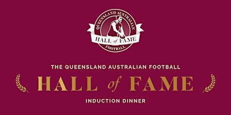Queensland Australian Football Hall of Fame Induction Dinner tickets