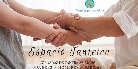 "Jornadas de Tantra Abierta: ""Tantra para todes"" entradas"