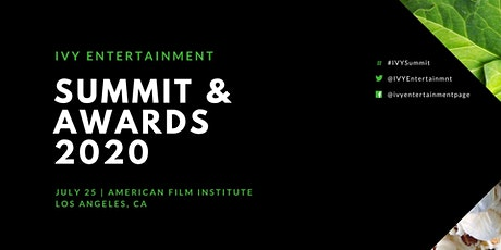 IVY Entertainment Summit & Awards tickets