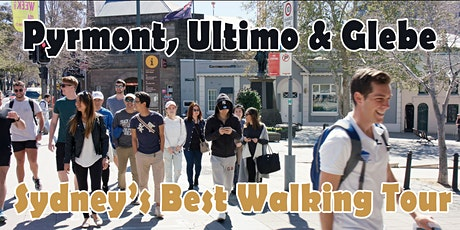 Pyrmont, Ultimo & Glebe Walking Tour Including Coffee & Craft Beer tickets