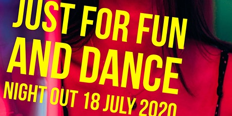 Just for Fun and Dance tickets