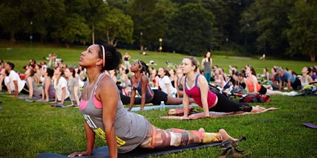 Yoga in the Park Spring Series tickets