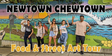 Newtown Chewtown - Food & Street Art Tour tickets