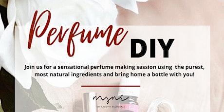 Perfume DIY tickets
