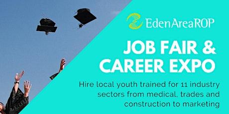 Job Fair & Career Expo at Eden Area ROP (Hayward, CA) tickets