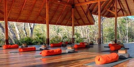 Restorative & Revitalizing Yoga Retreat in Costa Rica tickets