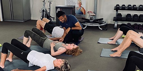 Posturefit beginner postural stability strength group class tickets
