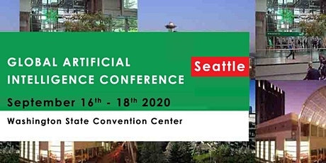 Ambassador Registration - Global Artificial Intelligence Conference Seattle September 2020 tickets